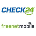 freenet mobile und CHECK24 Aktion