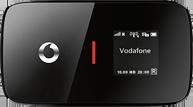 Mobile LTE Hotspot von Vodafone