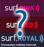 surf.PINK, surf.RED und surf.ROYAL machen Pause