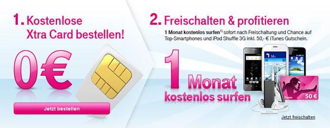 Kostenlos Mobiles Internet Im Telekom Netz D1 Testen Surfstick