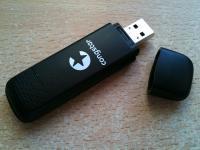 congstar Internet-Stick mit Schutzkappe