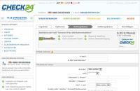 Klarmobil Internet Flat 500 Bestellung über CHECK24