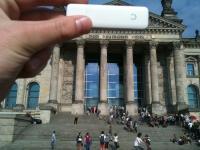 surfstickvergleich.com in Berlin: Reichstag