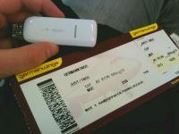surfstickvergleich.com in Berlin: Rückflug Ticket nach München