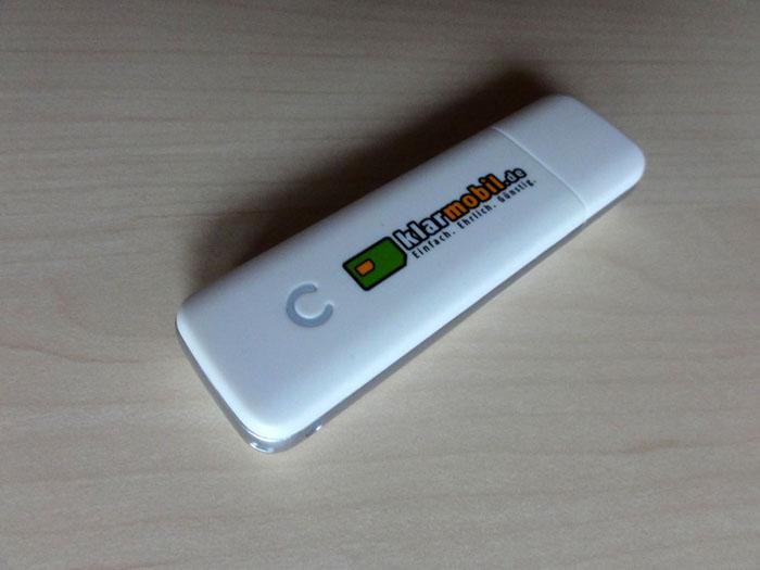 Klarmobil Sim Karte.Klarmobil Umts Surfstick Test Mit Internet Flat 500