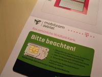 Kombi-SIM-Karte bei der Sparhandy Telekom Internet-Flat von mobilcom-debitel erhältlich