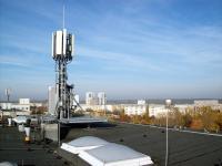 O2 LTE Antenne in Halle-Neustadt