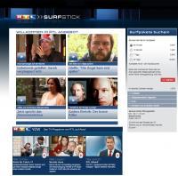 RTL Surfstick Startseite - Surfpakete buchen